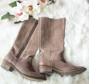 Steve Madden | Graced Leather Boots